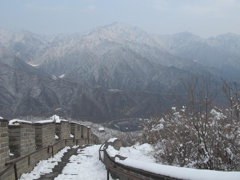 Великая китайская стена парк