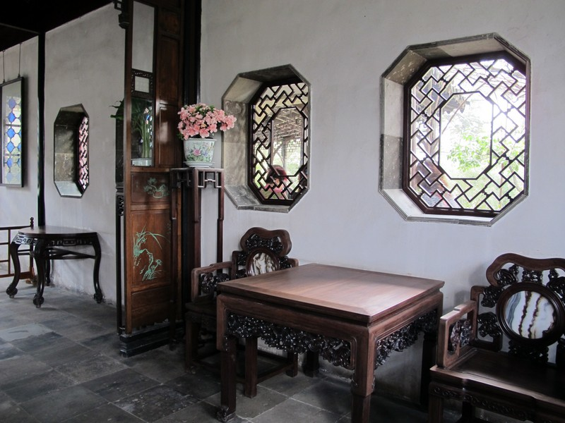 Сучжоу сады грандтур в Китай